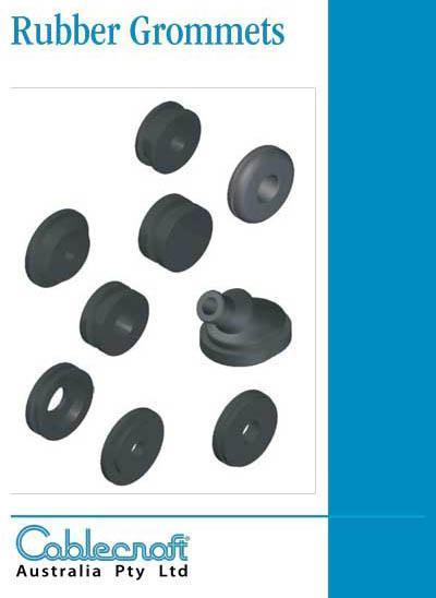Rubber Grommets - Cablecraft Australia